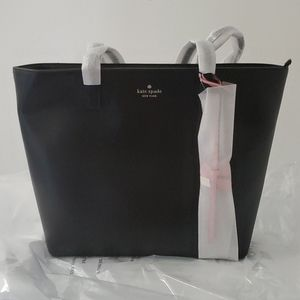 Kate Spade Tote with Flower tag